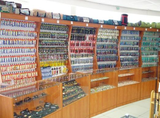 магазины для рыбалки фото магазина