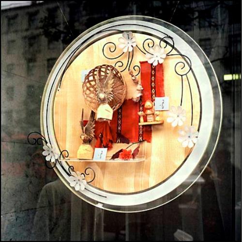 Союз Советских Социалистических Республик, оформление витрины магазина, ретро фото